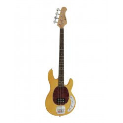 Chitara bas electrica, culoare natur, Dimavery MM-501N