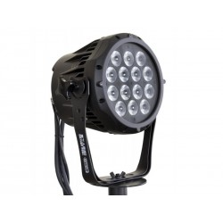 Proiector LED RGB de exterior, Briteq STAGE BEAMER Mk2 OUTDOOR