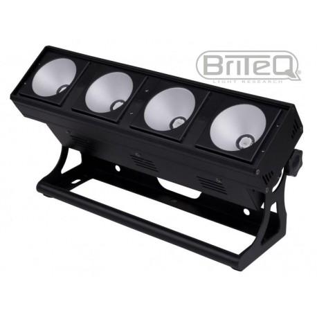 Proiector cu 4x 30W LED COB RGB de interior, Briteq POWERPIXEL4-RGB