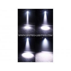 Moving wash LED, 19x 10W RGBW cu zoom 10-60 grd, Briteq BT-W19L10 ZOOM