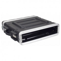 Rackcase ABS DoubleDoor Case 2U DAP Audio