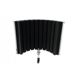 Microphone absorber system, Omnitronic AS-02