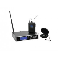 Sistem de monitorizare IN-EAR cu multi-frecventa, Omnitronic IEM-1000