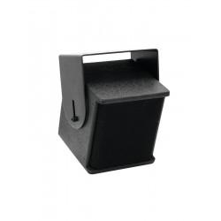 Boxa de perete, neagra, Omnitronic LI-105B