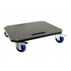 Platforma pe roti cu sistem franare, Roadinger 30109818