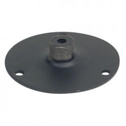 Baza montare pentru microfon Gooseneck 60 mm negru DAP Audio