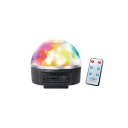 2in1: lampă disco şi player muzică, Sal DL 6L