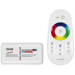 Controller LED 3 canale wireless Stage Line CU-100RGB