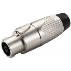 Speakon plug Neutrik NLT-8FX