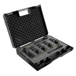 Set microfon dinamic instrument DAP Audio DK-7