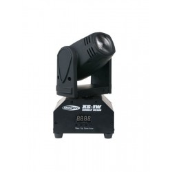 Mini moving head Showtec XS-1W