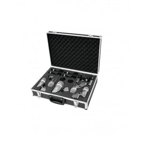 Set microfoane tobe Omnitronic MIC 77-7LMH