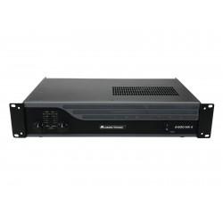 Amplificator cu 2 canale, 2 x 300 W/4 ohms, OMNITRONIC E-600 MK2