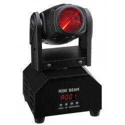Mini LED moving head Stage Line BEAM-40/RGBW