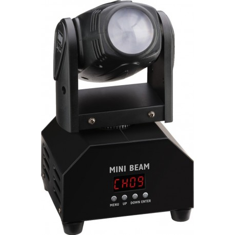 Mini LED moving head Stage Line BEAM-40/WS