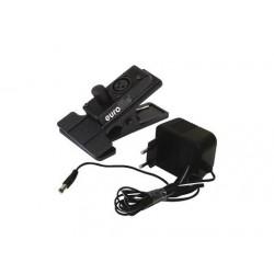 Baza clips pentru lampi gooseneck cu transformator, Eurolite 80702376