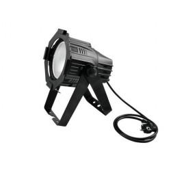 Proiector negru de podea cu LED COB 30W, Eurolite LED ML-30 COB 3200K 30W 60° bk (41603800)