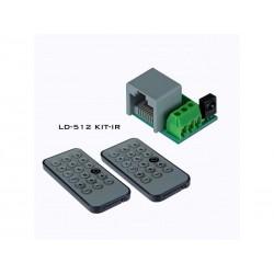 Kit infra-rosu pentru interfetele LD, Briteq LD-512KIT-IR