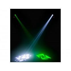 Moving spot LED 10W, Jb Systems DYNASPOT