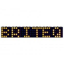 Proiector matrice 5x5, 25x RGB 30W COB, Briteq POWERMATRIX5x5-RGB Mk2