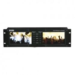 "Dual display 7"" DMT DLD-72 MKII"