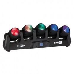 Moving head LED Showtec Shooter 180
