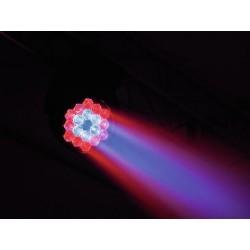 Moving-wash LED COB cu zoom, Eurolite TMH-X5