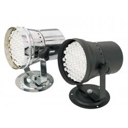 Proiector LED de exterior, 60°, rosu, Eurolite LED IP FL-8 red 60° (51914528)