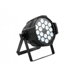 Proiector LED de exterior, 60°, albastru, Eurolite LED IP FL-8 blue 60° (51914534)