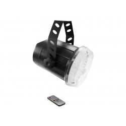 Stroboscop LED cu telecomanda IR, Eurolite LED Techno Strobe 500 IR (52200826)