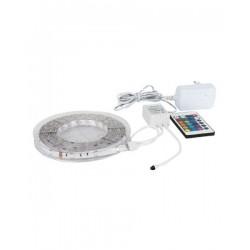 Banda LED RGB cu telecomanda Showtec 42770