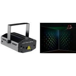 Laser RG cu puncte, Sal DL MSC