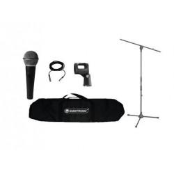 Set complet microfon pentru studio si scena, Omnitronic MIC VS-1