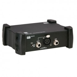 Active Direct Inject BOX DAP Audio ADI-101