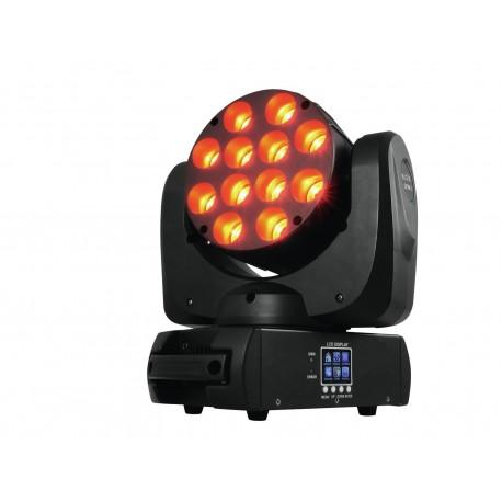 Moving-head beam cu LED, Eurolite TMH-12