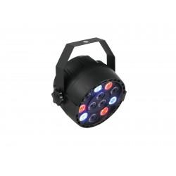 Color changer LED cu DMX, Eurolite LED PARty spot (42110192)