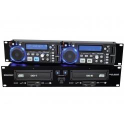 CD/mp3 dublu, Omnitronic XDP-2800