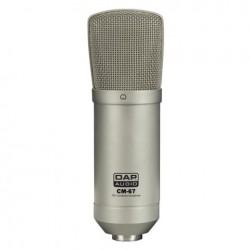 Microfon condensator de studio DAP Audio CM-67