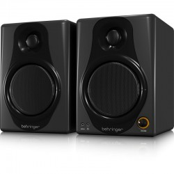 Set 2 monitoare active studio Behringer MEDIA40USB