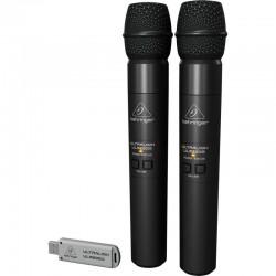 Set 2 microfoane USB wireless Behringer ULM202 USB