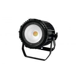 Proiector de podea cu LED COB 100W, lumina calda si rece, Eurolite SFR-100 COB CW_WW 100W Floor (41607600)