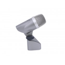 Microfon dinamic pentru tobe si tobe snare, Omnitronic MIC 77M