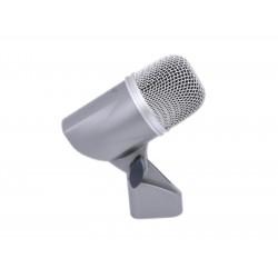 Microfon dinamic pentru instrumente bass gen tobe, Omnitronic MIC 77L