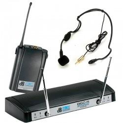 Microfon Wireless DB Technologies PU860H