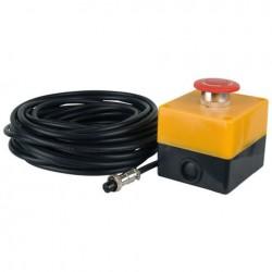 Remote interlock pentru Laser Showtec cu 10m cablu