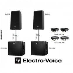 Sistem audio ElectroVoice ZLX 2