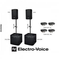 Sistem audio ElectroVoice ZXA 1