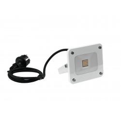 Reflector cu LED 20 x SMD, de exterior (IP65), Eurolite LED IP FL-10 3000K SLIM (51914712)