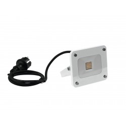 Reflector cu LED 20 x SMD, de exterior (IP65), Eurolite LED IP FL-10 6000K SLIM (51914710)
