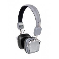 Casti stereo cu bluetooth, hands-free, track selection si baterie, Omnitronic SPH-777BT-GREY